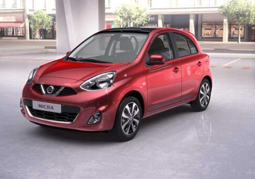Sidari Rentals - Cars - Nissan Micra - Hire/Rent car in Sidari, Corfu